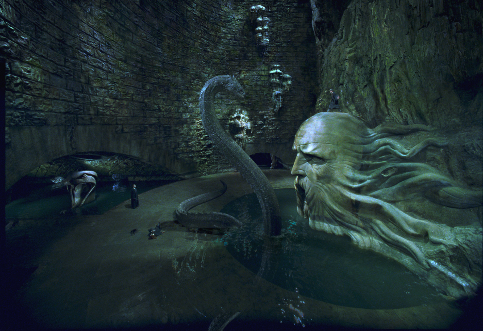 serpent of slytherin monster legacy
