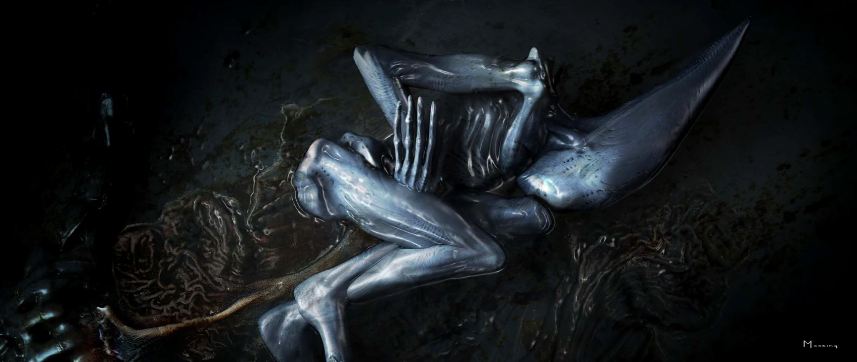 3d alien birth exposed pictures