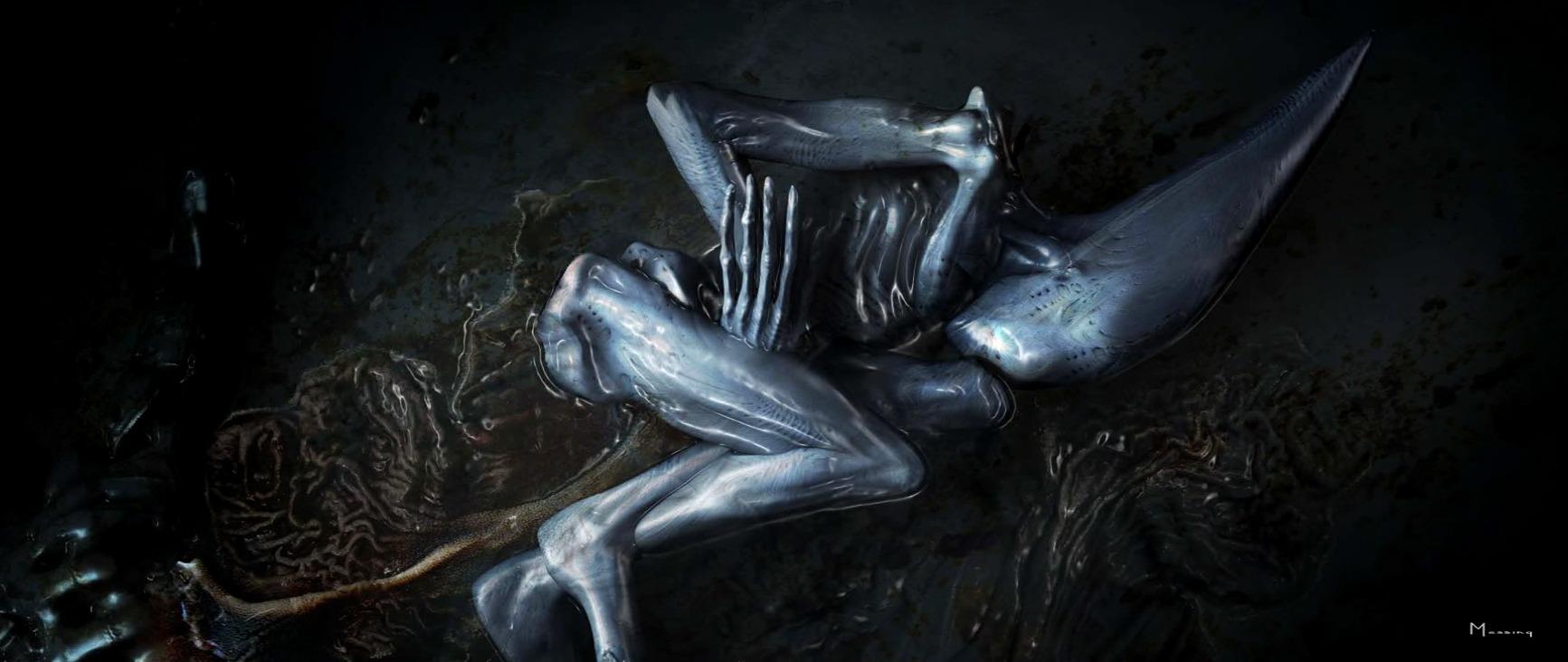 3d alien birth erotica beauty chick
