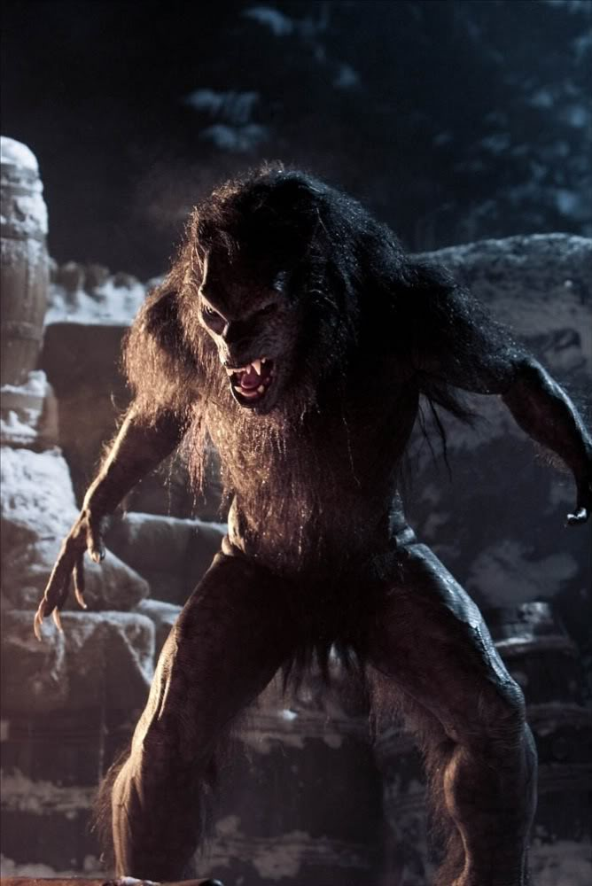 Lycans of the Underworld — Underworld: Evolution