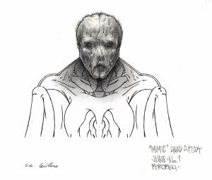 Early study of the Mimic face-mask.