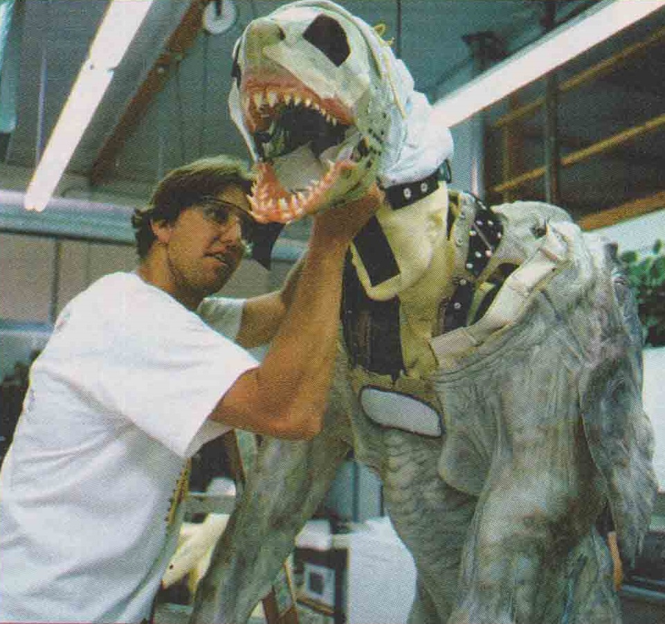 Monster Gallery Peter Benchley S Creature 1998