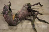 Pod Alien #3; notice the Graboid and Shrieker parts, specifically the main body and mandibles.