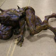 Pod Alien #5; repainted sculpture from 'DragonBall: Evolution'.
