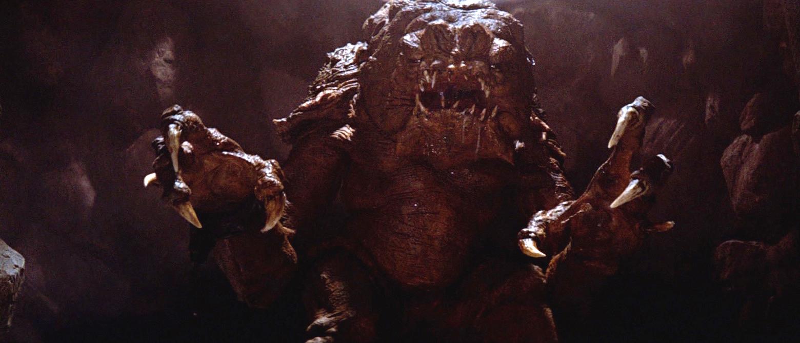 Monster Gallery: Return of the Jedi (1983) | Monster Legacy Rancor Monster