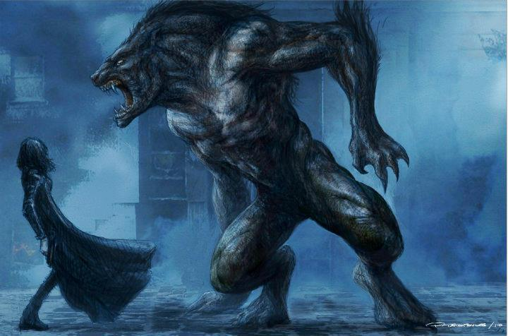 Lycans of the Underworld — Underworld: Awakening | Monster Legacy