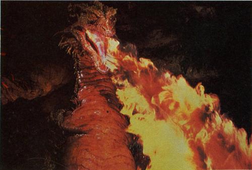 Vermithrax FIRE!