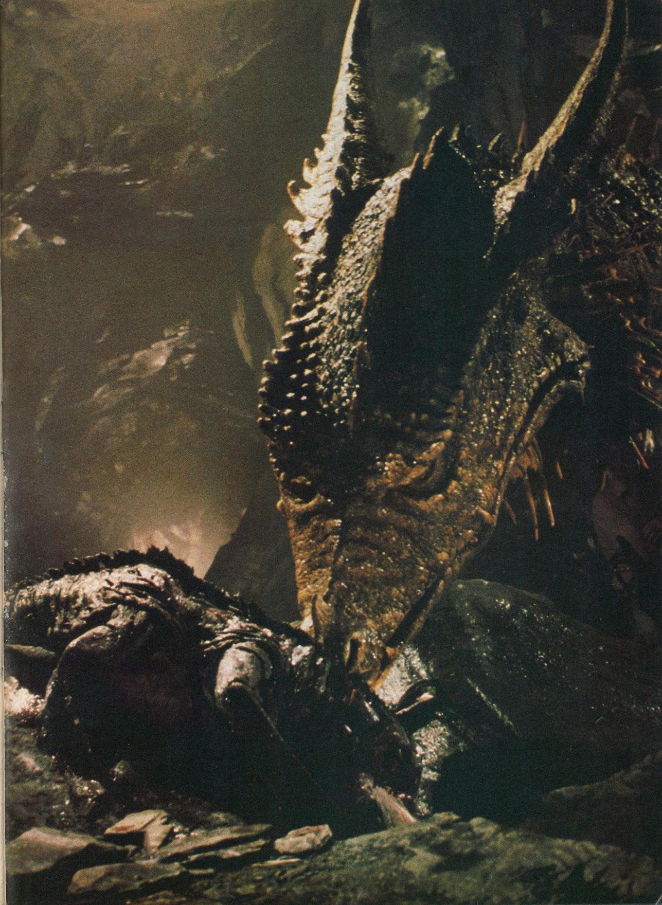 monster gallery dragonslayer 1981 monster legacy