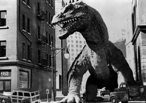 Rhedosaurusattack