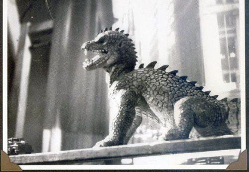 Rhedosaurusearlymodel
