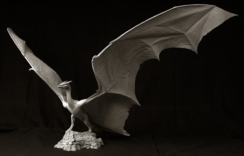 Dragonkingmaquette2