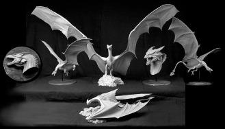Dragonmaquettesha