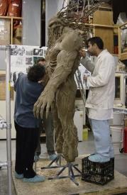 Man-Thingsculpting