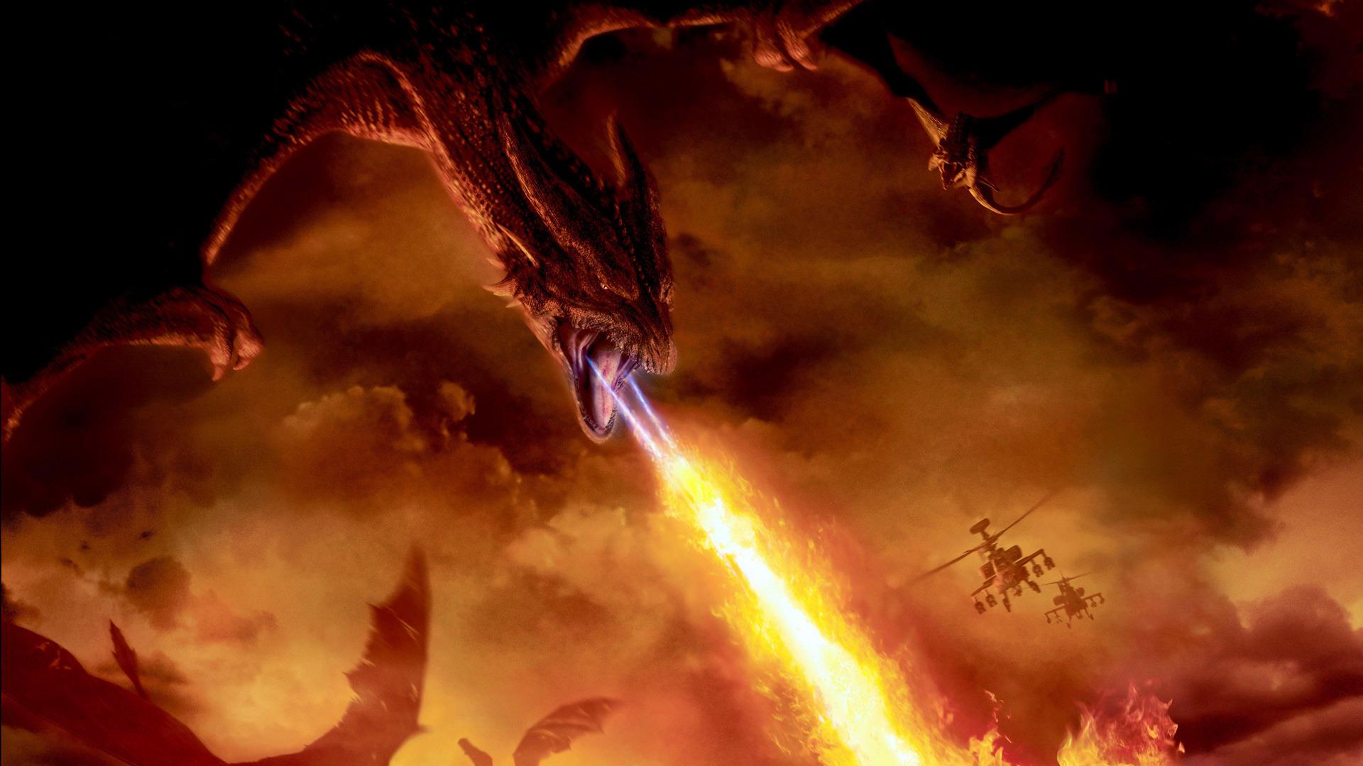 Fire Breathing Dragons Wallpaper Fire Breathing Dragon