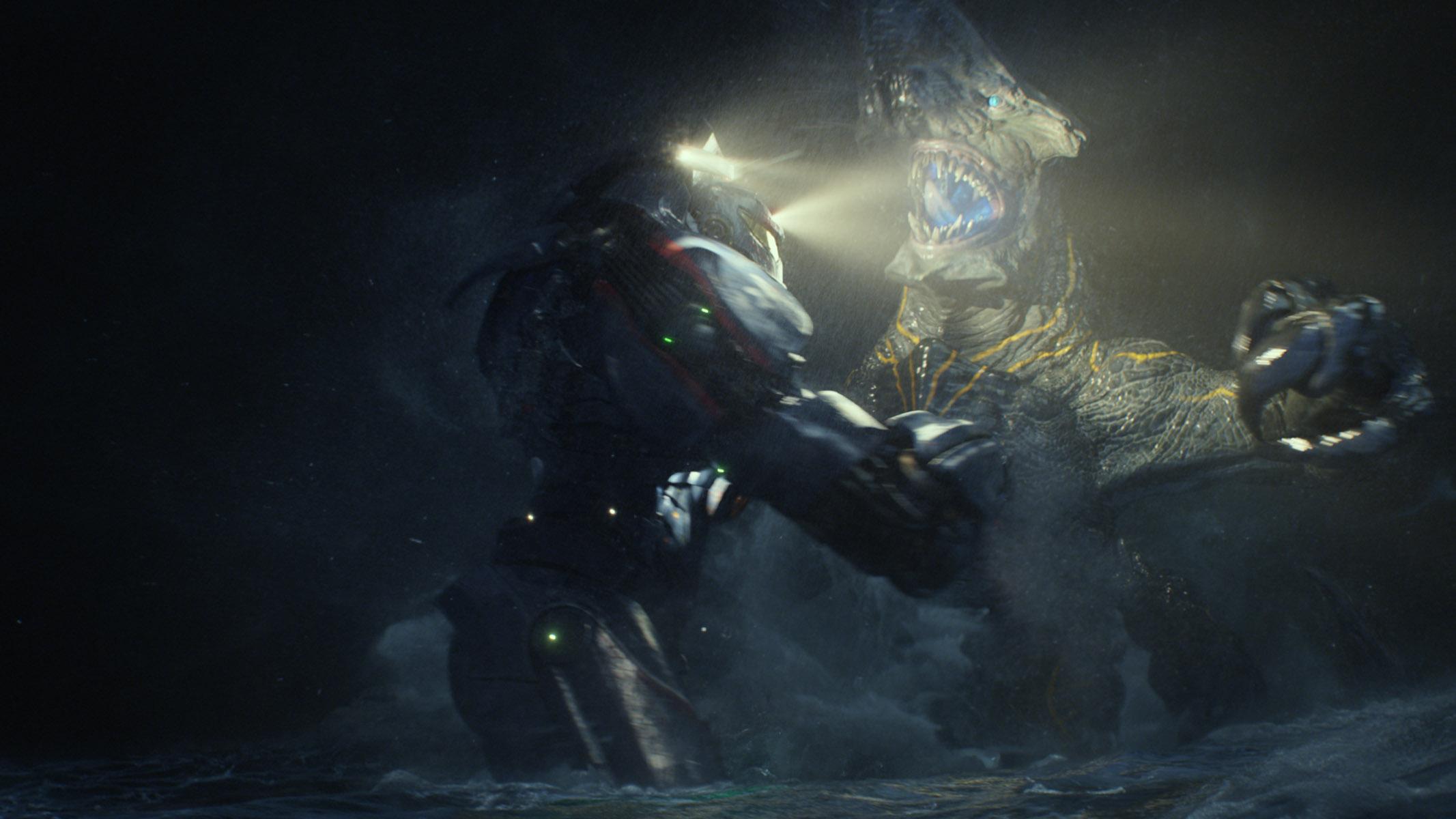 Kaiju of the Rim | Monster Legacy