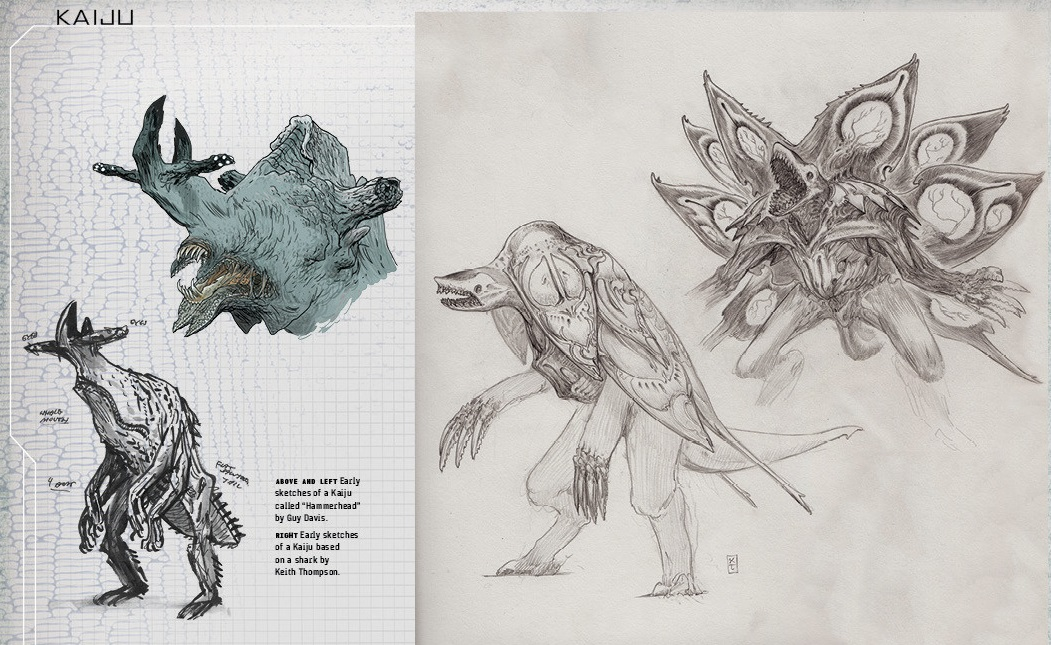 Go Back gt Gallery For Kaiju Size Chart Pacific Rim
