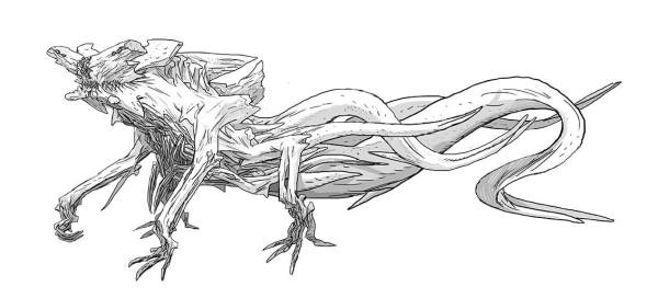 Slattern almost-final design by Guy Davis.