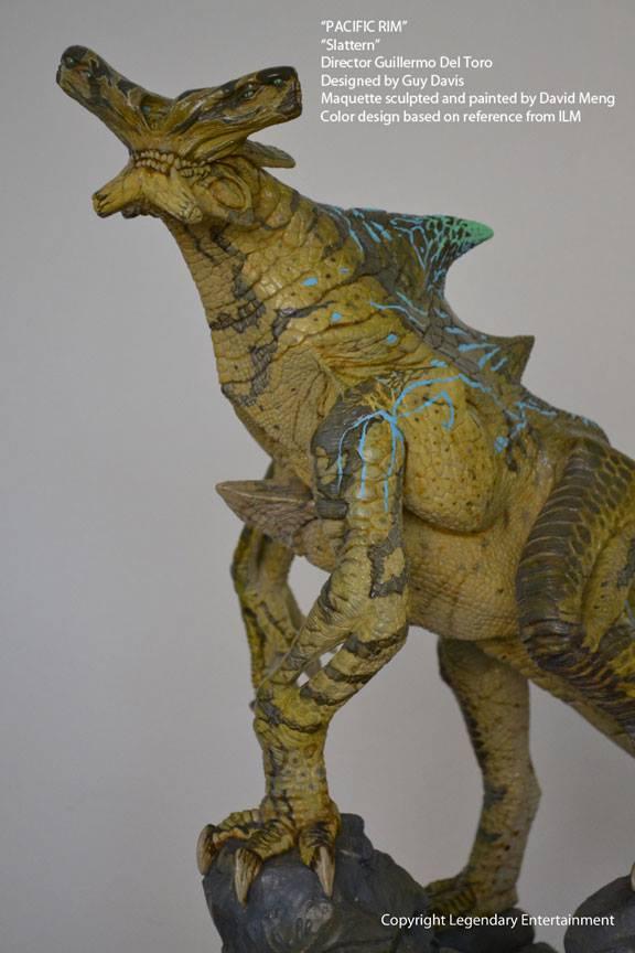 kaiju of the rim monster legacy