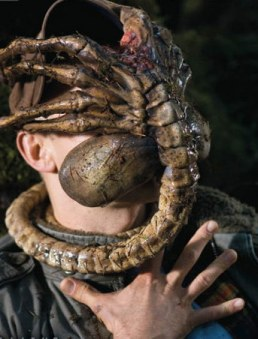 Facehuggers.