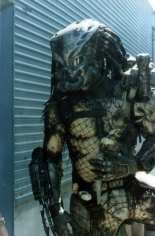 The Predator with its original mask.