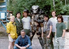 The Predator with the Winston Studios crew.