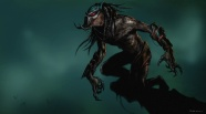 Concept art of 'Tracker', by Michael Broom.