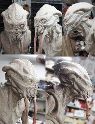 Sculpture.