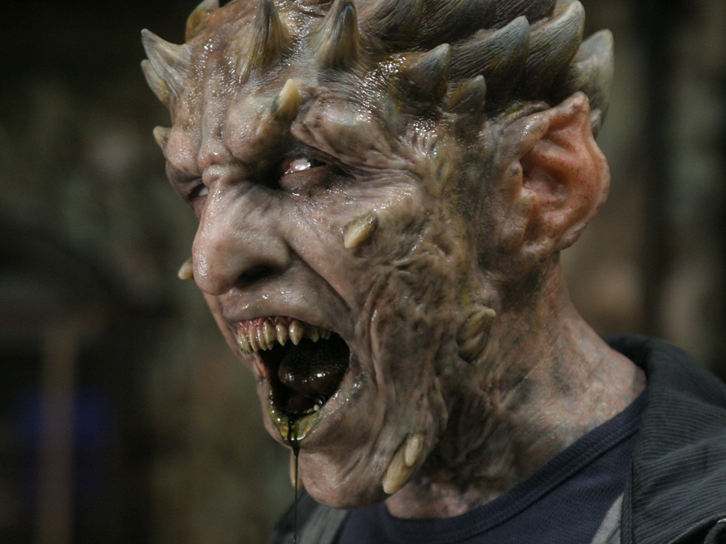 Exclusive: The Demons of 'I, Frankenstein'! | Monster Legacy