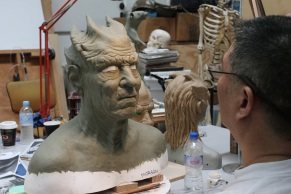 Demonsculpting