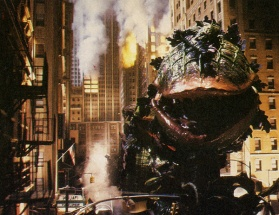 Audrey II conquers the World!