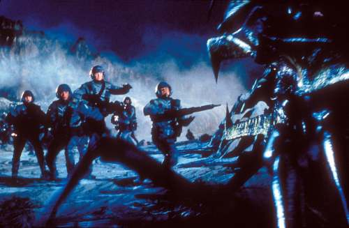 Starship TroopersYear: 1997Director: Paul Verhoeven