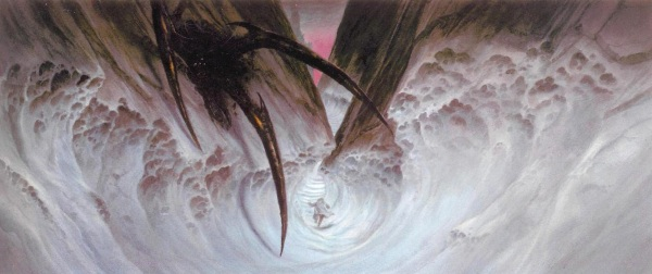 Concept art by John Howe.
