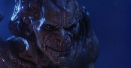 The 'human' Pumpkinhead in the film.