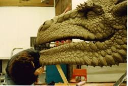Dracohensonsculptng2