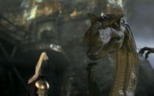 The chimaeric test Dragon.