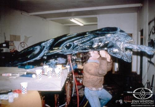 Aliensqueenheadmechanicso