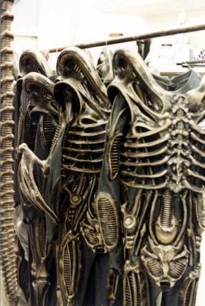 Alienssuitparts