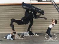 AliensQueengarbagebag
