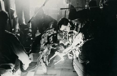 AliensQueenpuppetes