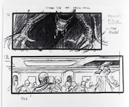 Storyboards.