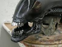 Building the Aliens.
