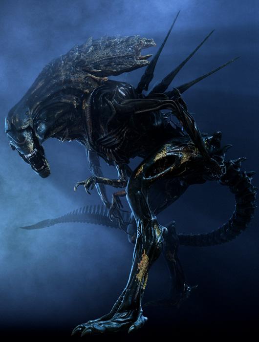 StarBeast — Alien Vs. Predator | Monster Legacy Xenomorph Queen