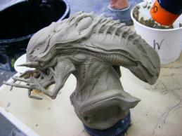 Predalien Sculpture