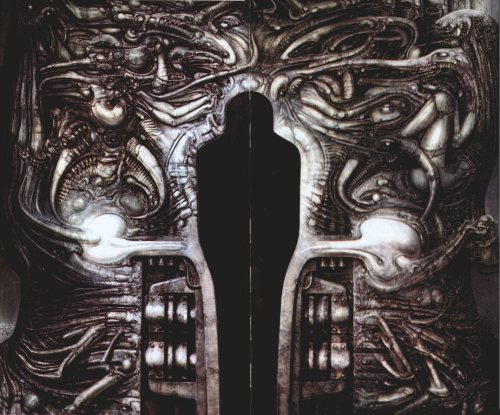 H.R. Giger's Passagen Temple, which served as the base for the Viper Pit.
