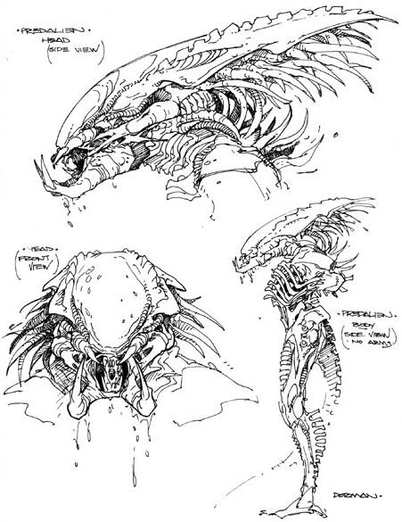 PredalienDORMAN2 | Monster Legacy