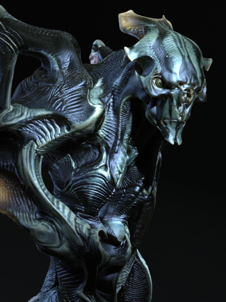 Monster Gallery: Super 8 (2011) | Monster Legacy