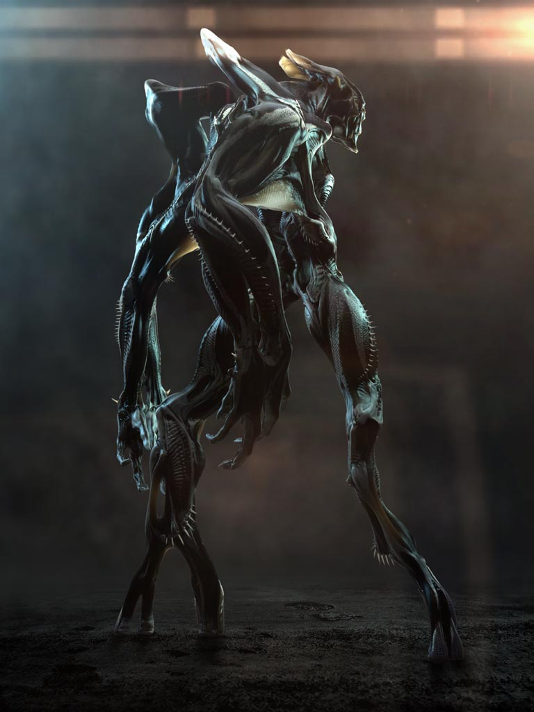 Super 8 Alien Bust - YouTube |Super 8 Alien Design