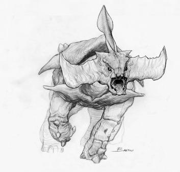Hammerhead concepts by Yuri Bartoli.