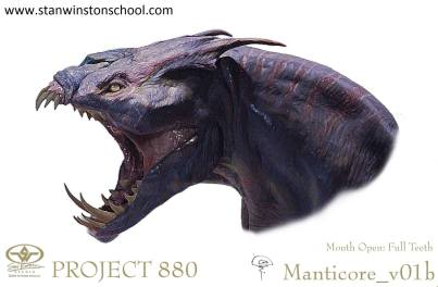 Thanator concept by Jason Matthews