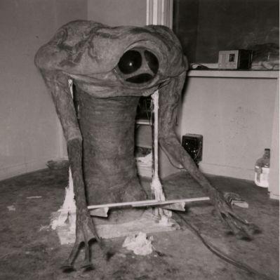 The Martian suit.